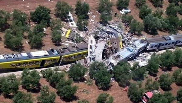 Disastro ferroviario Andria-Corato